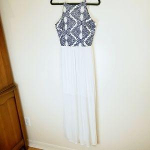 Paper Crane | Classy Boho Maxi Dress